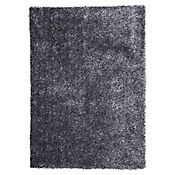 Tapete Shaggy Viscosa Mix 160x230 cm Gris