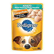 Pedigree Adulto Razas Peque Carne De Pollo 100 gr