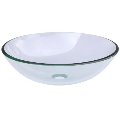 lavamanos vessel vidrio templado d 39 acqua lavamanos