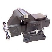 Prensa banco 4 pulgadas apertura 4 x 3/4 pulgadas 180 grados, Craftsman 51854