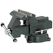 Prensa banco 6 pulgadas apertura 5 x 3/4 pulgadas 180 grados, Craftsman 51856