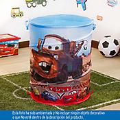 Canasta Para Ropa Infantil Cars