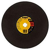 Disco Abrasivo Corte Acero 14 X 3/32  Ref DW8001