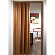 Puerta plegable PVC Tivoli Caoba 90 x 200 cm