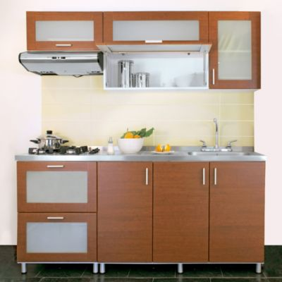 cocina sevilla cedro 180cm