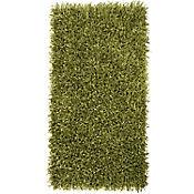 Tapete Shaggy Mix 60x110 cm Verde