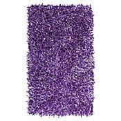 Tapete Shaggy Mix 60x110 cm Purpura
