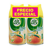 Ambientador Fresh Matic Citrus 2 Und x 250 ml Cada Uno