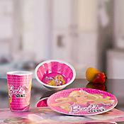 Vajilla desayuno 3 piezas Barbie
