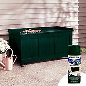 Aerosol pintura verde cazador brillante 355 ml