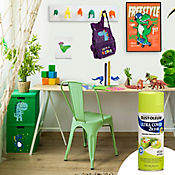 Aerosol pintura verde lima brillante 355 ml