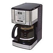 Cafetera Programable 12 Tazas Negro 4401