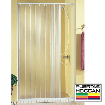 Puerta plegable ducha recta 180x180cm for Llaves para ducha homecenter