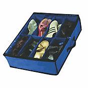 Organizador zapatos bajo cama