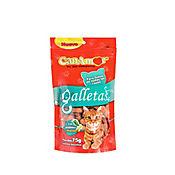 Galletas Gatos Canamor 75 gr