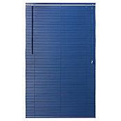 Persiana PVC 100x165 cm Azul Marino