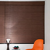 Persiana Romana  Bambú 100x220 cm Singapour