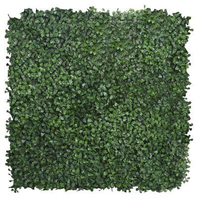 Jardin vertical artificial jazmin 50 x 5 for Jardines verticales precios