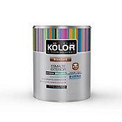 Esmalte Exterior Kolor Rojo 1/ 8 Galon