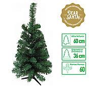 Árbol Navidad 60cm Dear Santa