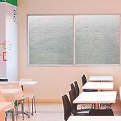 Pelicula adhesiva traslucida vidrio ancho 1.22m