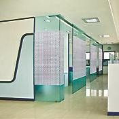 Pelicula adhesiva rasguños vidrio ancho 1m