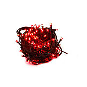 Luces x100 Led Roja