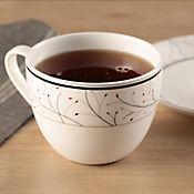 Pocillo de té leaf cerámica