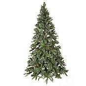 Árbol Navidad 2.1 mt 1197 Ramas Aspen C/Berries Dear San