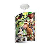 Lámpara colgante Toy Story 1 luz