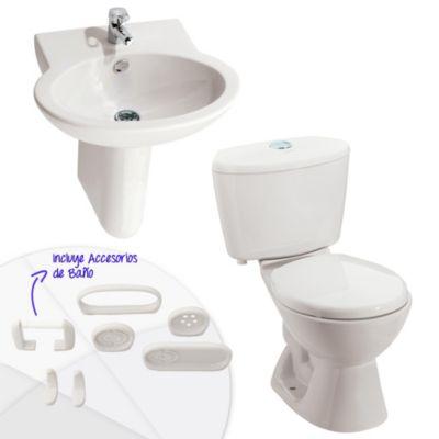 Organizador esquinero ducha blanco Repisas de bano homecenter