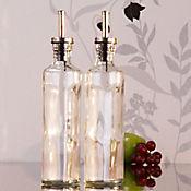 Aceitera y vinagrera vidrio 350 ml
