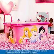 Caja plástica infantil Princesas  23 litros