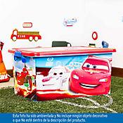 Caja plástica infantil Cars 23 litros