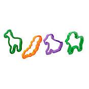 Set x 50 Moldes - Cortadores con Figuras de Animales