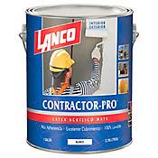 Pintura Contractor Pro 1 Galón Blanco