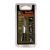 Grata 1 pulgada entorchada alambre copa vas 1/4 pulgada Bauker 1BS7252
