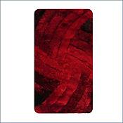 Tapete 3D 60x110 cm Rojo
