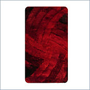 Tapete 3D 150x220 cm Rojo