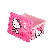Caja con cierre Hello Kitty