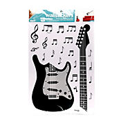 Wallsticker guitarra