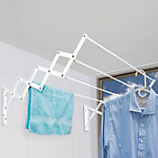 Tendedero De Pared Metálico Eco 60 cm 4 Tubos
