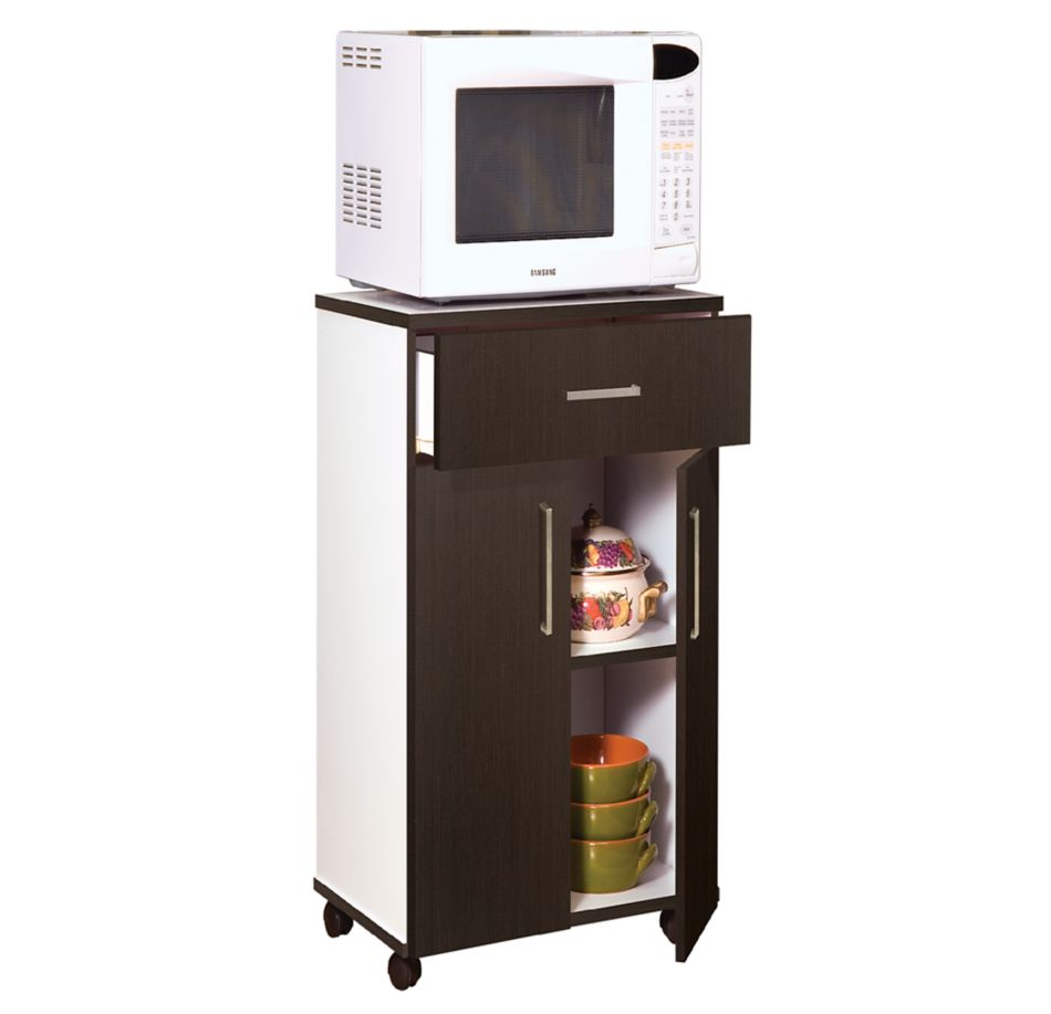 Cocina mueble auxiliar con ruedas muebles auxiliares de 4ct en mercado libre - Auxiliar cocina ...