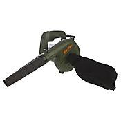 Pistola para soplar y aspirar 600w 16000 rpm Bauker BL600F
