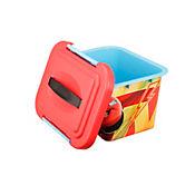 Caja infantil con manija 3.5 litros Cars