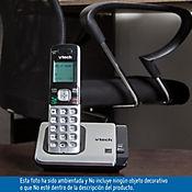 Teléfono inalámbrico con identificador y altavoz