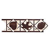 Listello para Baño Autumn 8x25 cm Beige