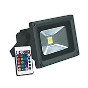 Reflector Led 10W Colores Control Remoto