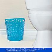Papelera de baño stone deluxe 7.5 litros