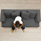 Piso travertino rec beige 41x90cm Caja 1.11 m2
